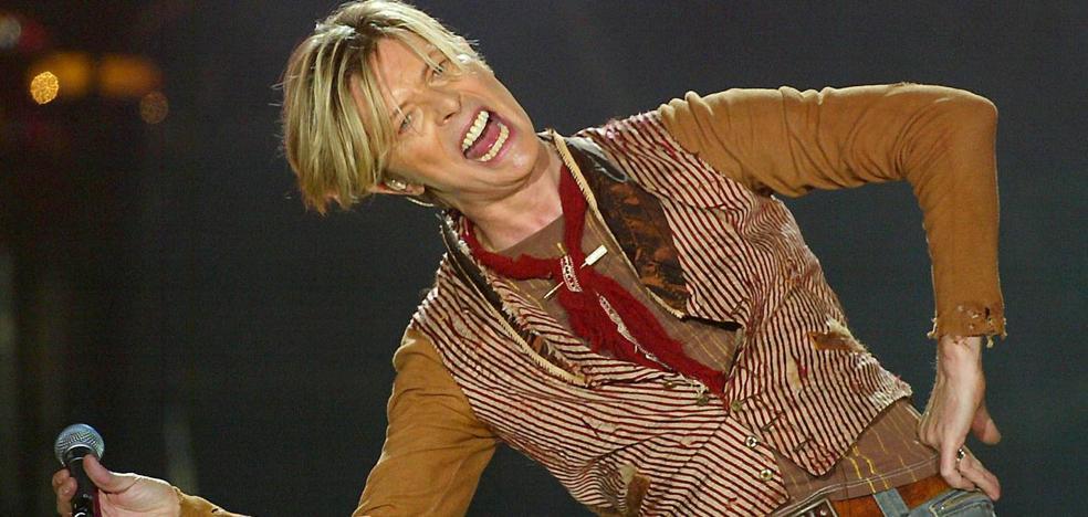 David Bowie tendrá su particular homenaje en Cantabria