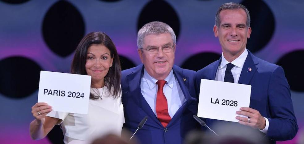 París 2024 y Los Ángeles 2028 confirman el fin de ciclo