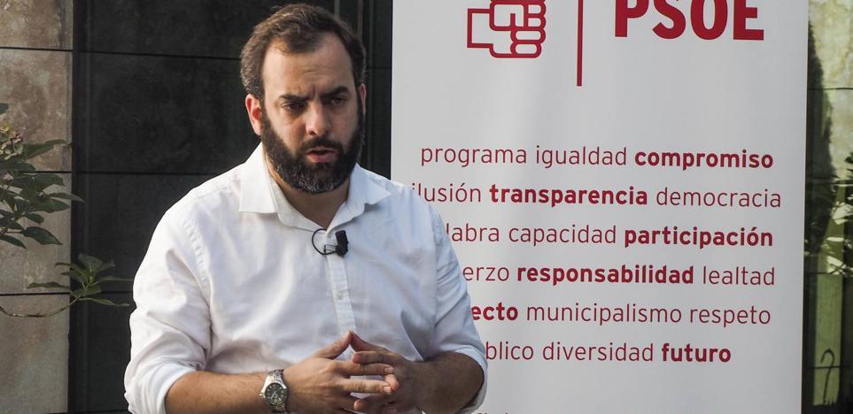 Otto Oyarbide concurrirá a las primarias del PSOE en Torrelavega