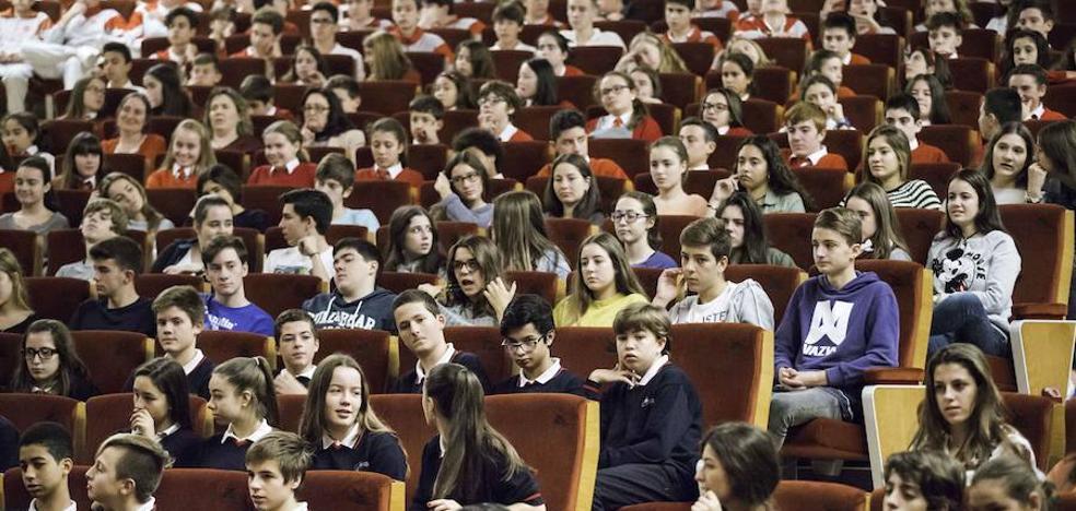 El II Ciclo 'Nos gusta el Teatro' programa cuatro espectáculos para alumnos de ESO
