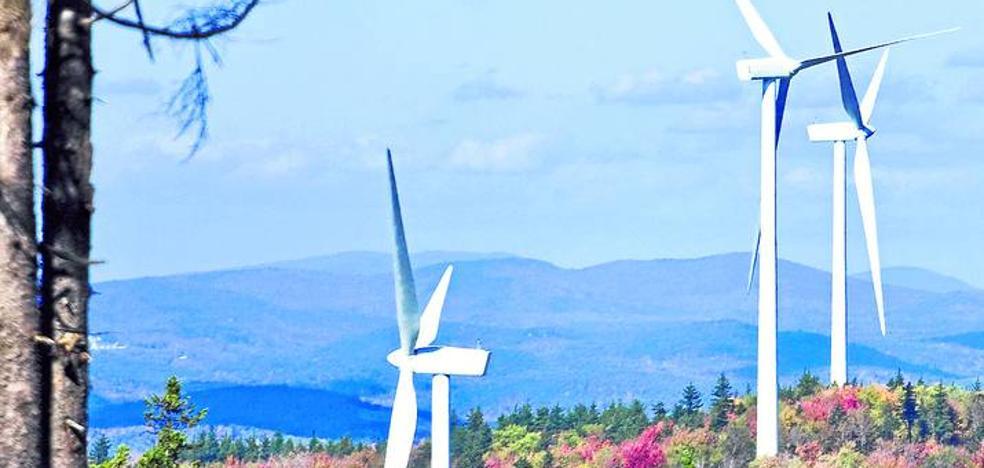 Capital Energy, una de las grandes eólicas, prepara su desembarco en Cantabria
