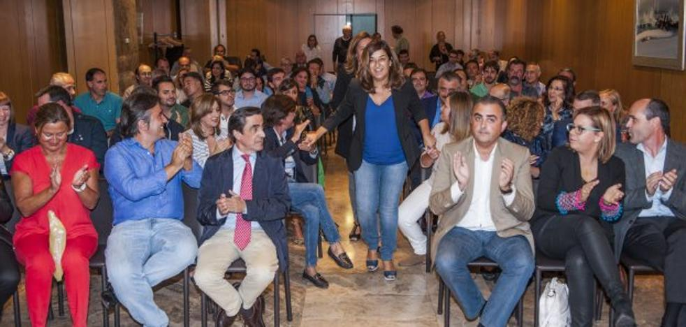 Buruaga pide «la implicación de todo el PP para ganar y gobernar en 2019»