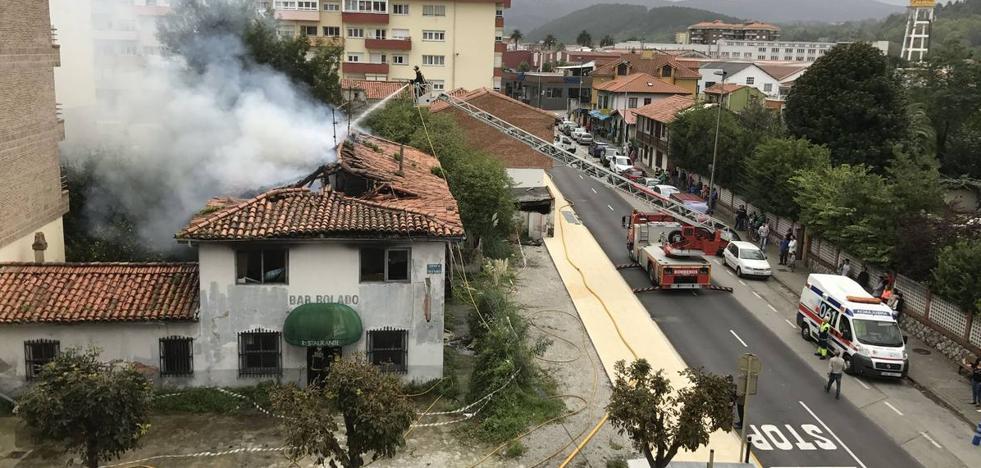 El Ayuntamiento de Torrelavega abre el expediente para demoler el bar Bolado