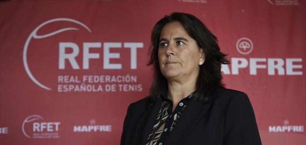 Conchita Martínez, un año de gloria y otro de ausencias