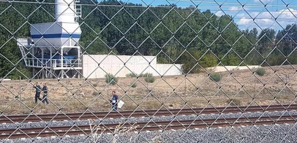 Un muerto tras ser arrollado en Segovia por un tren obliga a retrasar el convoy a Santander