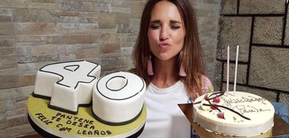 Paula Echevarría celebrará por todo lo alto su cumpleaños