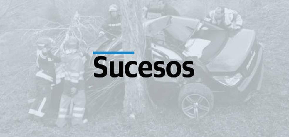 Detenidos dos hombres en un coche robado, tras una persecución por Santander