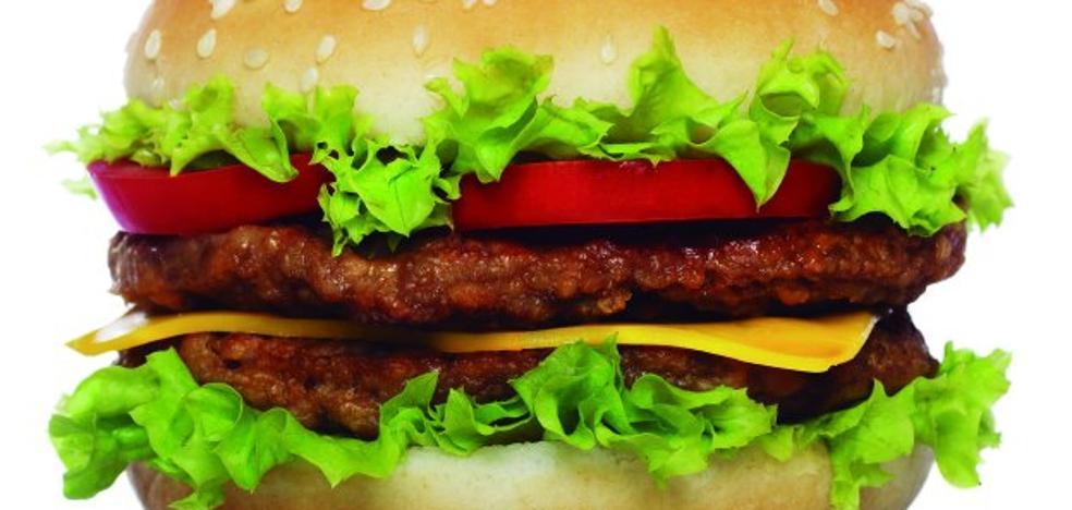 La reinterpretación de la hamburguesa