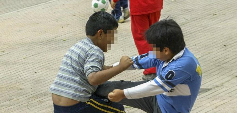 La Fiscalía investigó 28 casos de violencia entre escolares en Cantabria el año pasado