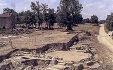 Santa María de Hito, la 'villa' enterrada