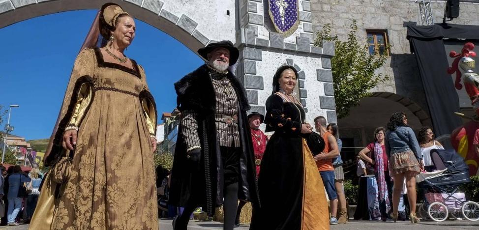 El Último Desembarco de Carlos V en Laredo espera atraer a 50.000 visitantes