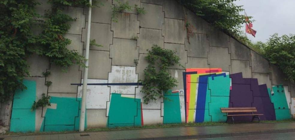 El PP de Torrelavega califica de tomadura de pelo el proyecto Way Art, que costó 92.000 euros