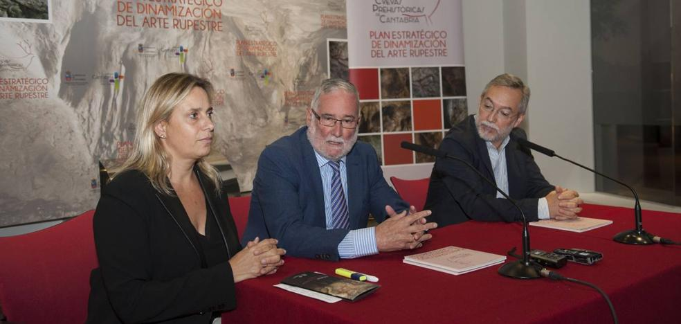 Cantabria quiere ser visible ante el mundo a través de su arte rupestre