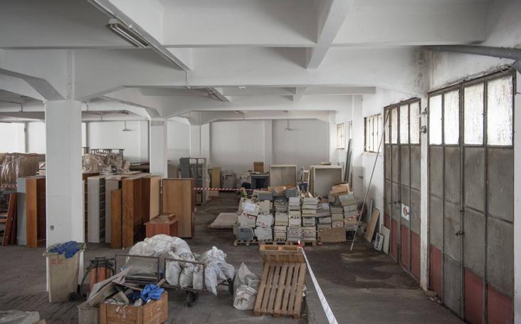 Comienzan las obras del archivo catastral en Tabacalera