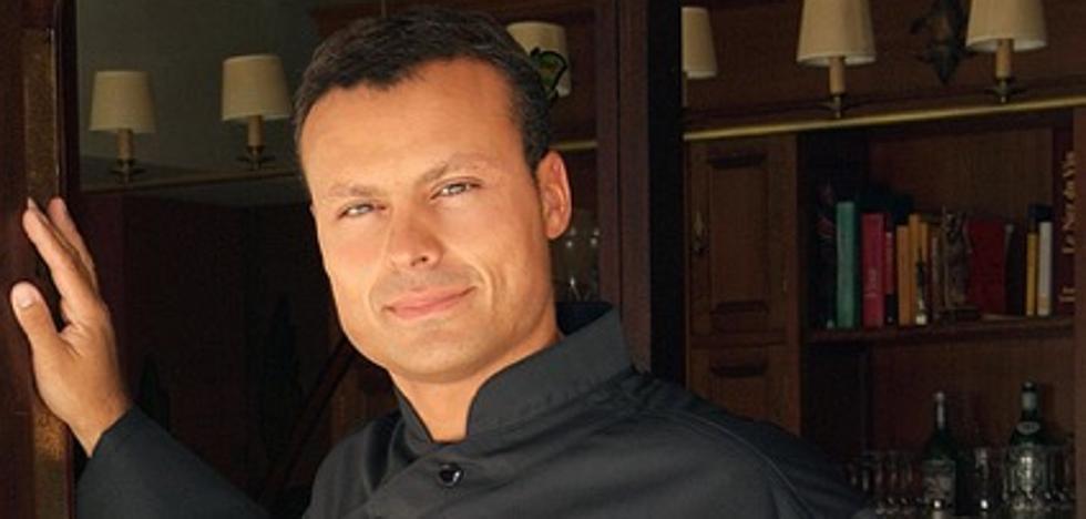 """Fernando Sainz de la Maza: """"Cuando empecé me daba hasta vergüenza decir que era chef"""""""