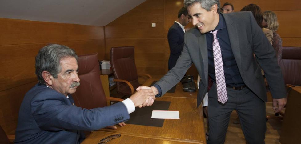 Zuloaga insiste en que quiere el cese de los responsables de MARE y Sodercan
