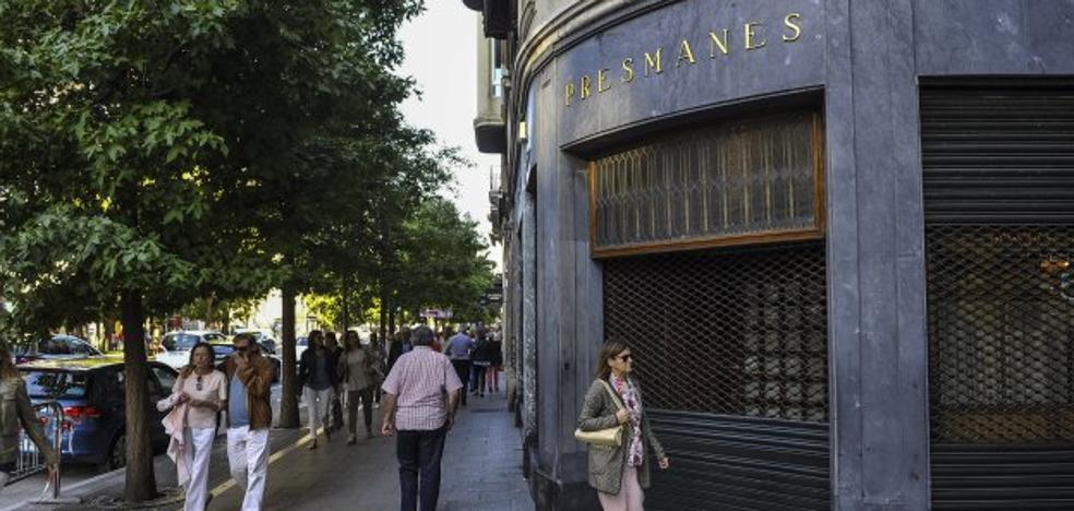 La joyería Presmanes, referencia del negocio de lujo de Santander, echa el cierre