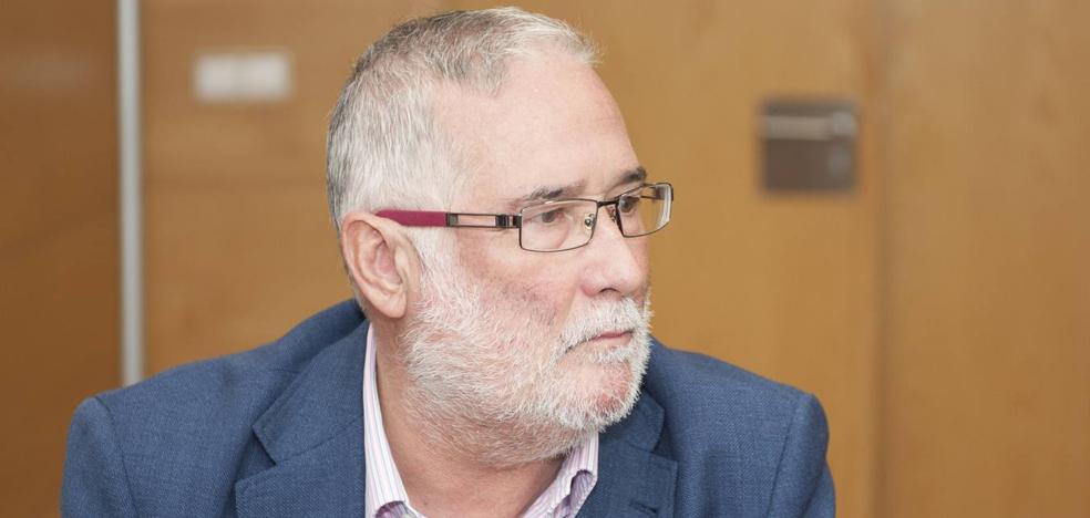 Ramón Ruiz: «Me voy a seguir dedicando a la política y a la educación, aunque no sé en qué formato»