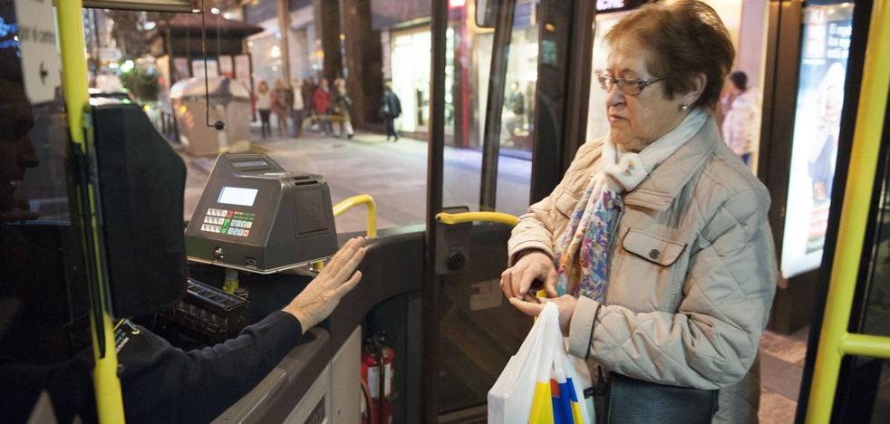 Los autobuses de Santander serán gratis este viernes