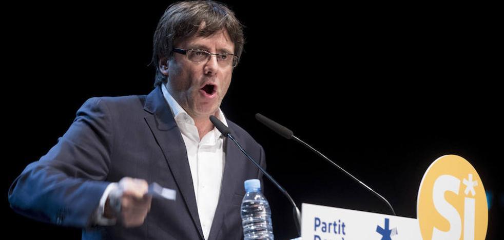 La Generalitat publica la relación de colegios donde podrá votarse el 1-O