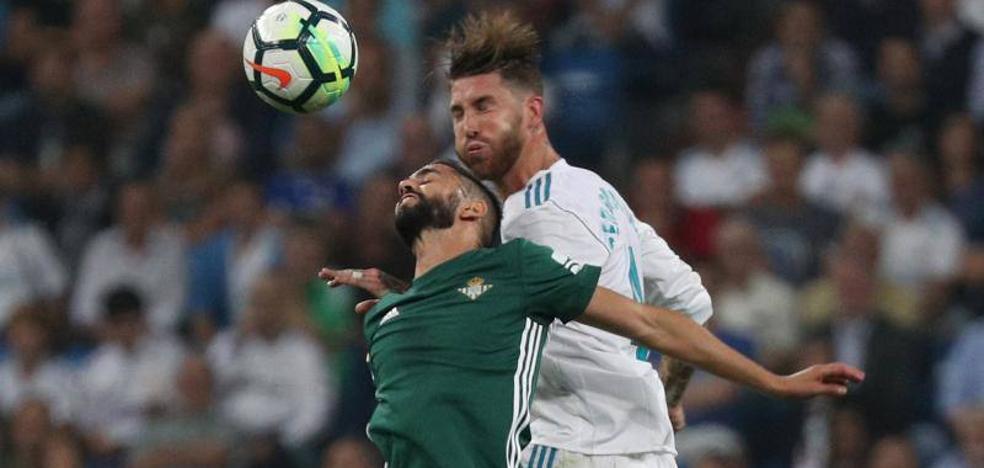 Sergio Ramos: «Es un comienzo jodido, hay que hacer autocrítica»