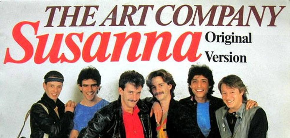 The Art Company: 'Susanna'