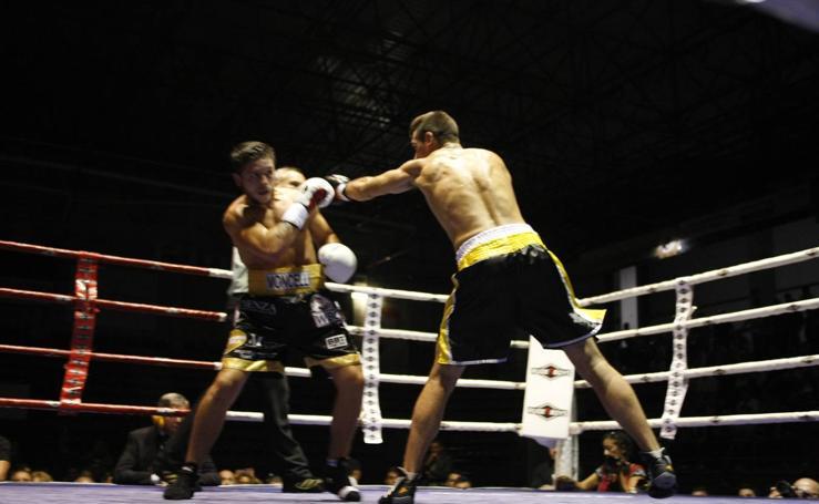 Imágenes del combate de Sergio 'El Niño' García