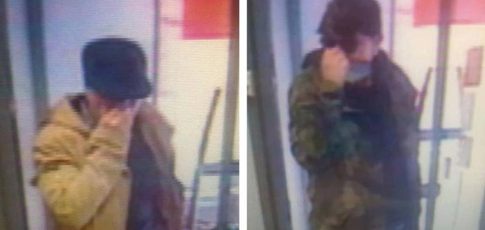 La Guardia Civil busca a los dos atracadores de Puente Viesgo