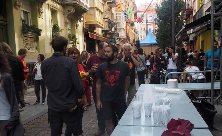 Fiesta en la Calle del Sol