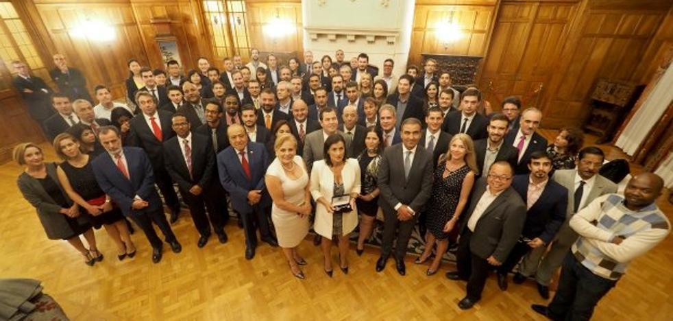 Los futuros líderes mundiales se reúnen esta semana en La Magdalena