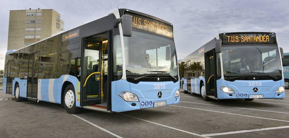 La oposición se rebela contra la gestión de los transportes urbanos en Santander