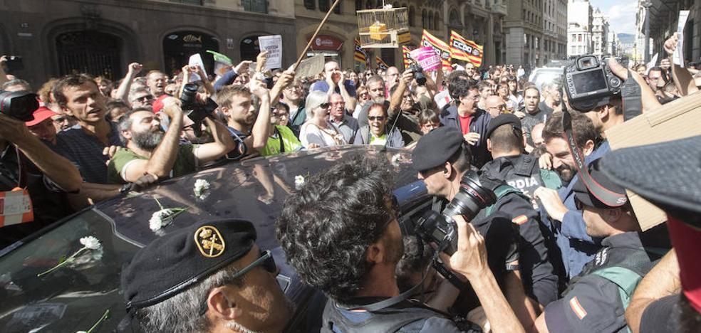 La juez del 'caso Alsasua' decidirá sobre la denuncia por sedición del 1-O