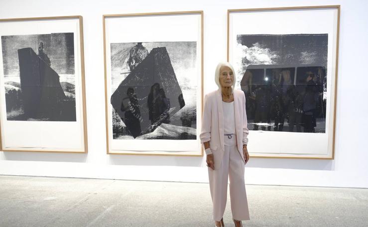 El legado de Soledad Lorendo al Reina Sofía