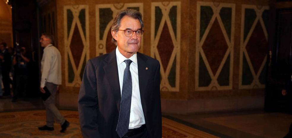 Artur Mas da por hecho que no podrá pagar los 5,2 millones y pide solidaridad