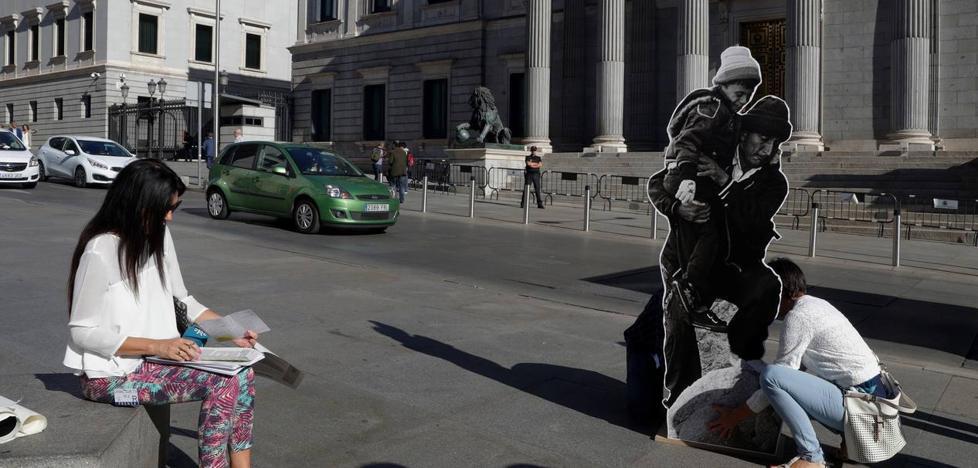 «Me gusta España porque es como Siria antes de la guerra»