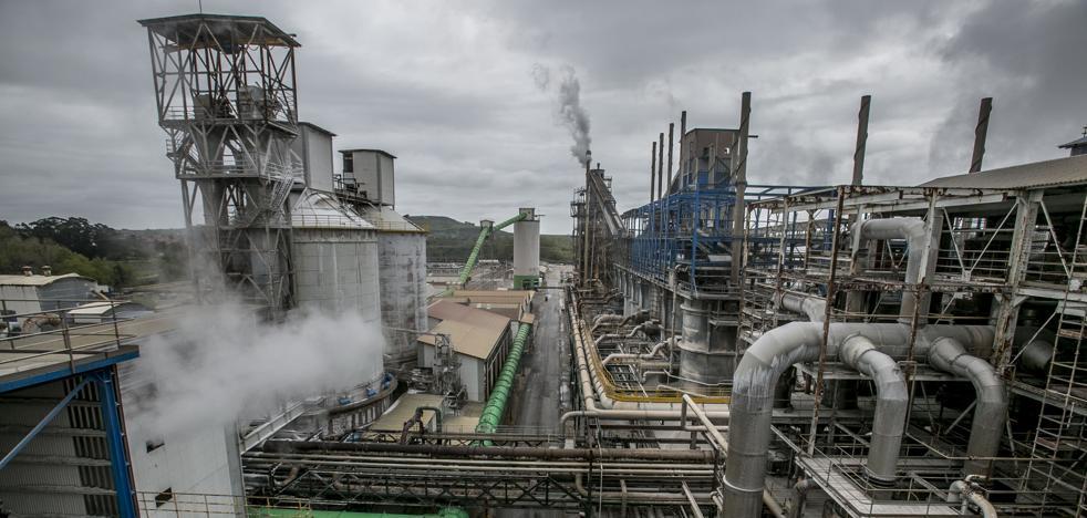 Solvay avisa que el cierre de la planta de cloro supondrá la eliminación de 55 empleos