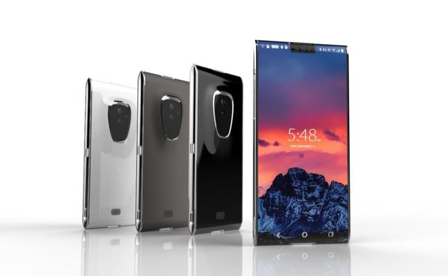 Finney, el smartphone para negociar con bitcoin