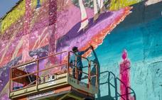 Explosión de color en Reinosa