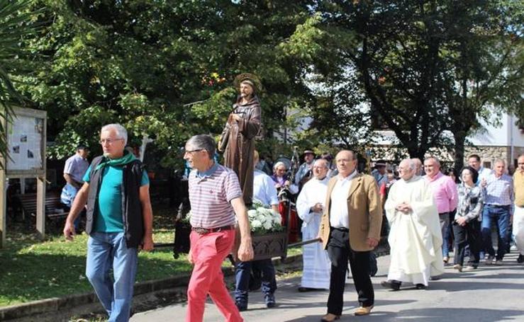 Soto iruz Recupera el viejo esplendor de la fiesta de San francisco
