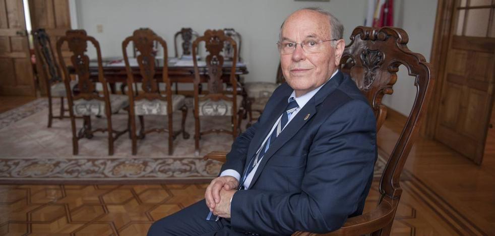 El rector de la UIMP César Nombela anuncia su despedida y abre la puerta a una nueva etapa