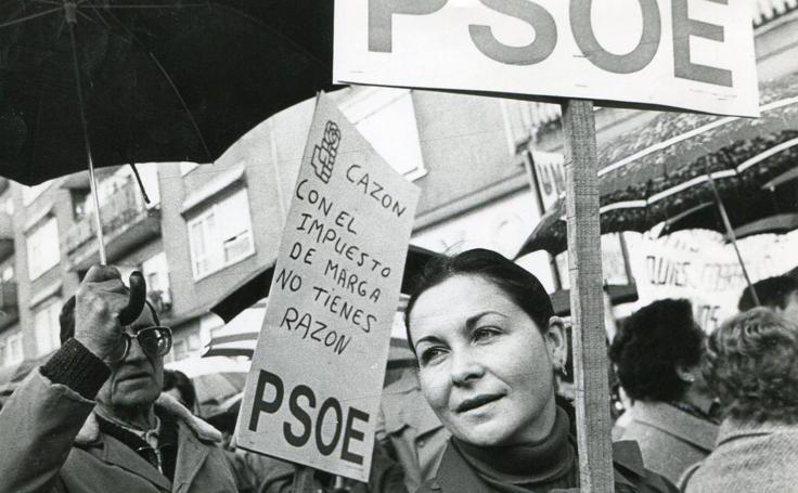 Rosa Inés García, intensa trayectoria política