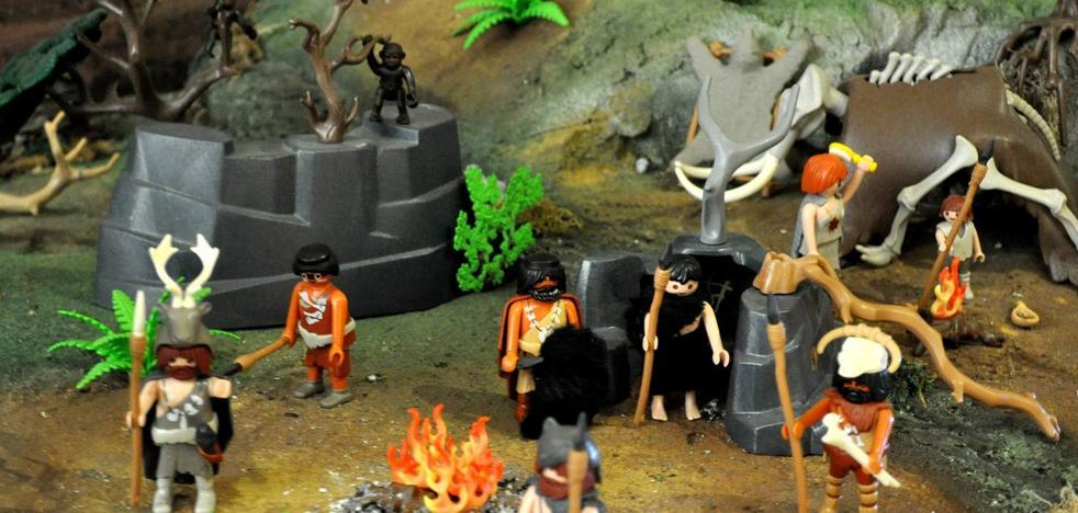 Los 'clicks' de Playmobil toman las cavernas