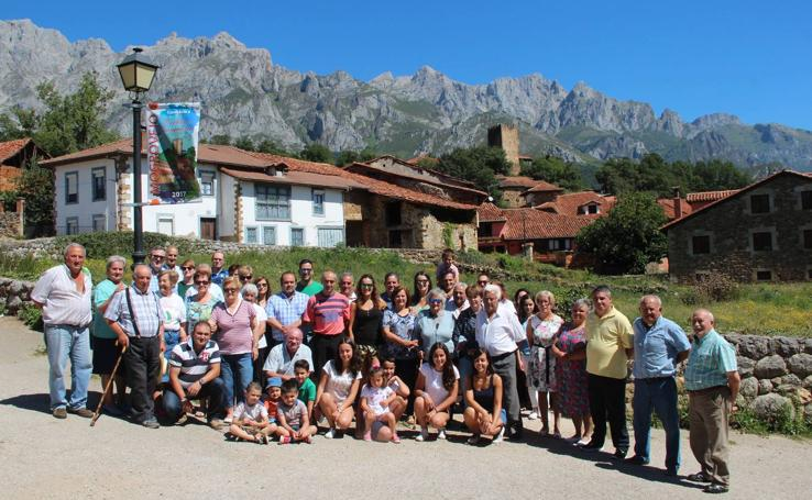 Las mejores imágenes de Mogrovejo, elegido 'Pueblo de Cantabria 2017'
