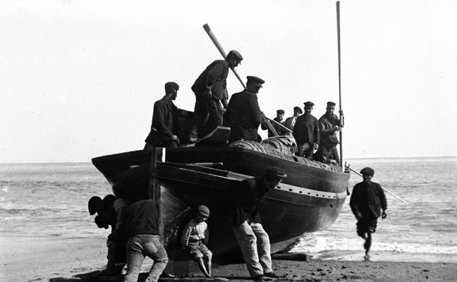'Que sea mar' rompe en Cabo Mayor
