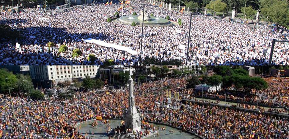 España reclama diálogo y unidad