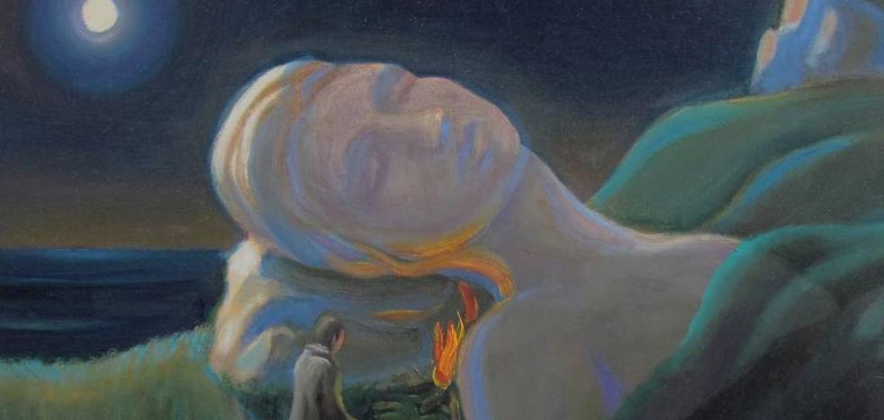 Mazarío complementa su regreso expositivo al reunir sus esculturas, dibujos y terracotas