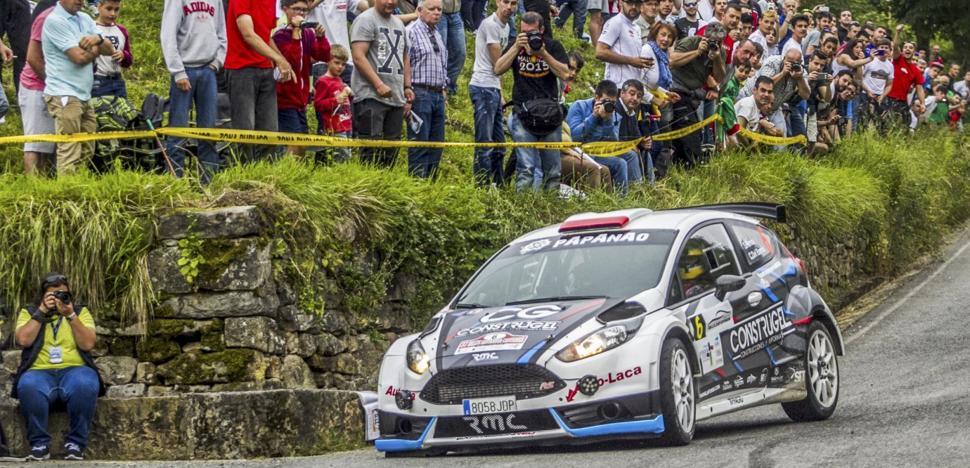 Cantabria ya prepara su gran rally