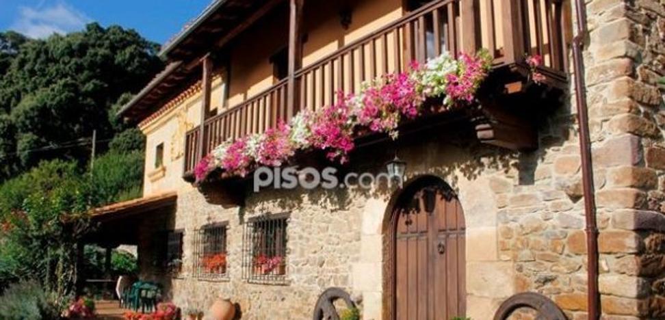 Casas en ventas en el valle de Liébana