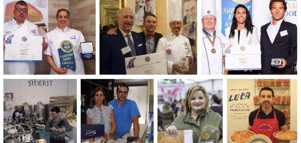 Siete empresas cántabras galardonadas por el Instituto de Calidad de Bruselas