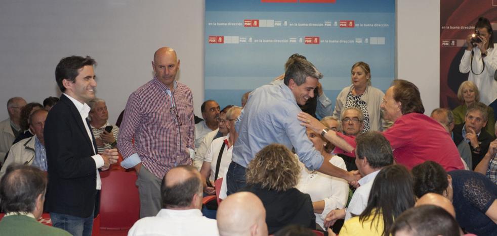 Zuloaga cree que los cambios en MARE y Sodercán regenerarán la imagen del PSOE